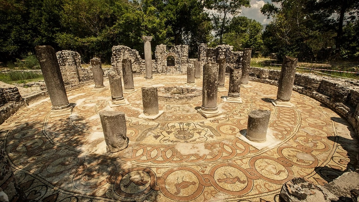 Visit the Ancient City of Butrint and the Beaches of Ksamil